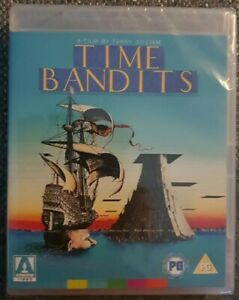 Time Bandits Blu-Ray Region B Brand New Sealed Arrow Video