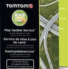 TomTom FREE Cartes A Vie durée de vie GRATUIT Cartes Navi Appréciation NEUF