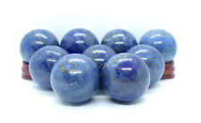 Lapis Lazuli Sphere 30 mm Healing Crystal Blue Friendship, Wealth, Migraines