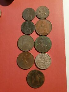 Great Britain coin collection