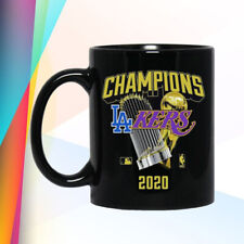 Los Angeles Dodgers Lakers 2020 Coffee Mug