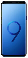 Samsung Galaxy S9+ Plus SM-G965 - 64GB -  Coral Blue (Verizon) Unlocked Grade A