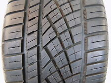 P235/35R19 Continental Extreme Contact DWS 06 Used 235 35 19 91 Y 7/32nds