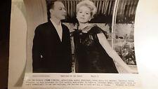 Rare 1950S FRANK SINATRA  8X10 ORIGINAL PROMO MOVIE PHOTO - MARRIAGE ON ROCKS