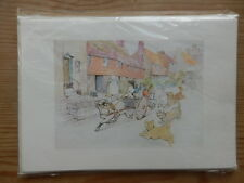 Beatrix Potter With All Good Wishes Greetings Cards & Envelopes X 6