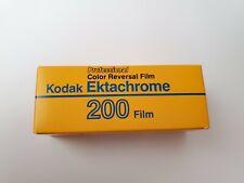 Kodak Ektachrome 200 Professional Color Slide 120 Film.Tested. Free shipping.