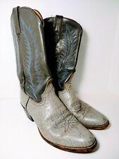 Vintage Dan Post Neolite GoodYear Women's Leather Boots Size 9-9.5