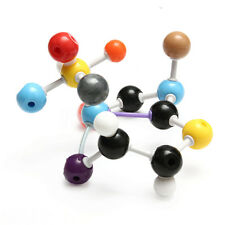 267Stk Polyhedron Molecular Model Set Molekülbaukasten Für Organische Chemie