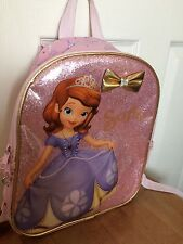 Sofia The First Backpack Rucksack School Bag Small From Disney Store