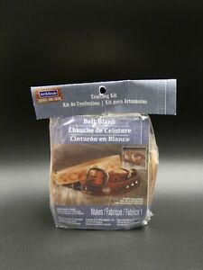 Artminds Leather Belt Blank Kit Brand New Made In Mexico