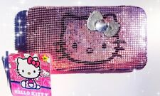 Hello Kitty Metal Mesh Frame Long one size Wallet Valentine s Pink one wallet