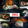 5X BBQ Grill Mat non-stick Oven Liners Teflon Cooking Baking Reusable Sheet Pad