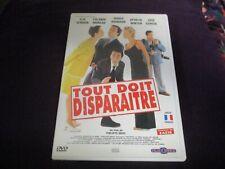 "RARE! DVD ""TOUT DOIT DISPARAITRE"" Elie SEMOUN, Didier BOURDON, Ophelie WINTER"