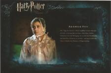 HARRY POTTER* KATHRYN HUNTER 'ARABELLA FIGG' SIGNED 6x4 PORTRAIT PHOTO+COA