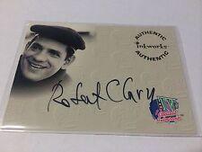 1998 Inkworks TV Coolest Classics  Card A5 Louis LeBeau, Robert Clary Signature
