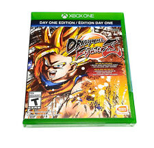 Dragon Ball FIGHTERZ Day One Edition NUEVO XBOX + contenido descargable avatares dragonballz ONE