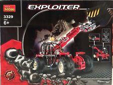 Exploiter Building Blocks