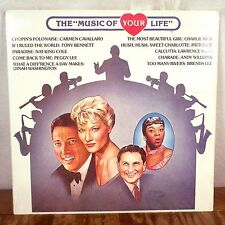 Artistes Divers The Music of Your Life LP CBS Tony Bennett NAT KING COLE scellé