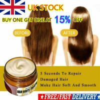 Magical Hair Treatment Mask keratin 5Seconds Hair Root Repair Nourishing 60ML UK