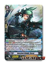 Cardfight Vanguard  x 4 Bassinet Knight, Oscar - G-BT06/028EN - R Mint