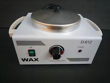 NEW WAX D-612 WAXING WARMER HEATER CANDLE PARAFFIN SALON SKIN CARE MACHINE