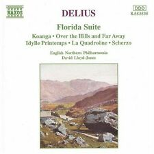David Lloyd-Jones, F. Delius - Florida Suite [New CD]