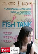 Fish Tank NEW R4 DVD
