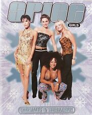 SPICE GIRLS * CHRISTMAS IN SPICEWORLD TOUR PROGRAMME * BABY POSH SCARY SPORTY