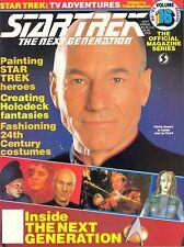 Star Trek TNG Magazine Issue 16 - Picard