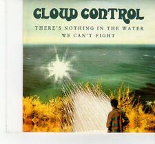 (FT359) Cloud Control, There's Nothing In The Water We Can't Fight - 2010 DJ CD