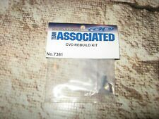 Vintage RC Associated CVD Rebuild Set (2) 7381