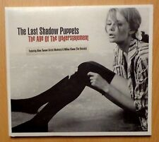 CD ALBUM / THE LAST SHADOW PUPPETS - THE AGE OF THE UNDERSTATEMENT