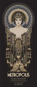 MOVIES, METROPOLIS, GERMAN SILIENT MOVIE, 1927, FRIDGE MAGNET