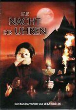 Night Of The Clocks - La Nuit Des Horloges - NEW UNCUT DVD - Jean Rollin - 2007