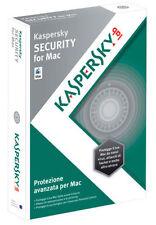 Kaspersky Lab Mac Software