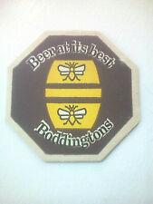 Vintage BODDINGTONS BEER  - Cat No'16  Beermat / Coaster