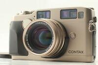 [NEAR MINT] Contax G2 35mm Rangefinder Camera + Planar 45mm F/2 from Japan #K58