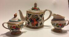 Waterford GEORGIAN  Tea Set, Gorgeous!!