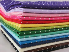 Unbranded Fat Quarter Quilting Spotted Craft Fabrics
