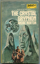 Andre Norton THE CRYSTAL GRYPHON DAW Books 75 First Paperback Printing