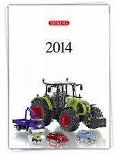 Wiking Auto Katalog 2014   32 Seiten unbenutzt NEU OVP