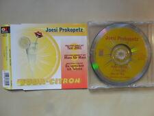 Joesi Prokopetz/Soda-Citron Austropop 1997 incl. Taxi 2001 Dance-Mix 4 Tr./MCD