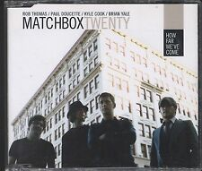 Matchbox 20 - How Far We've Come CD (SINGLE)