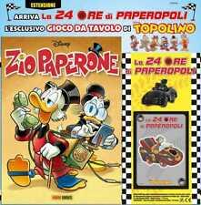 Zio Paperone N° 35 - Variant + Auto Rockerduck e 23 Carte - Disney Panini - ITA