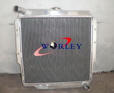 ALUMINUM RADIATOR for TOYOTA LANDCRUISER 70 SERIES FJ73/FJ75 PETROL 85 - 93 MT