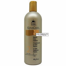 Keracare Humecto Creme Conditioner 16 oz. / 468 g with Free Nail File