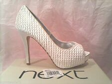 Stiletto Heel Bridal or Wedding Shoes NEXT for Women
