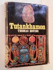 TUTANKHAMON Una storia sconosciuta Thomas Hoving CDE 1979 libro storia antica di