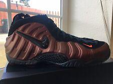 Nike Air Foamposite Pro Hyper Crimson Black 624041-800 Men's Size 10