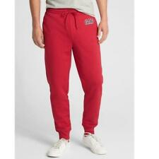 BNEW Bnew GAP Stencil Gap Logo Pants, Red, Large
